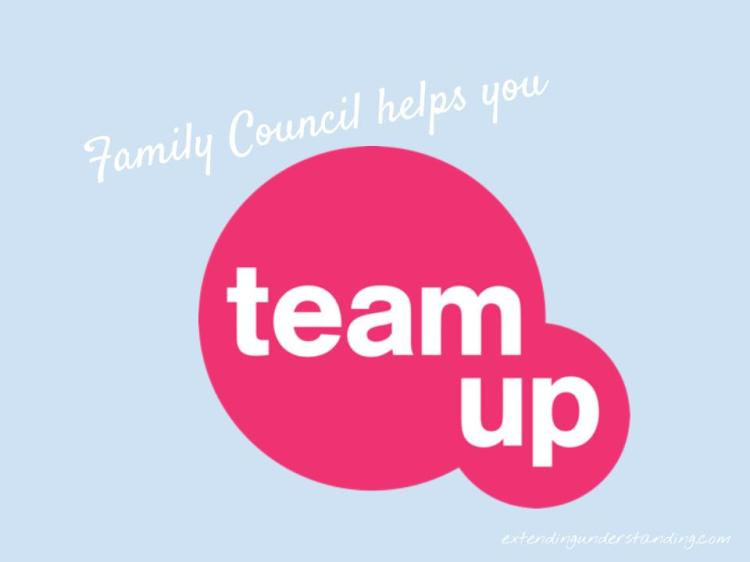 Family Council helps you team up(2)